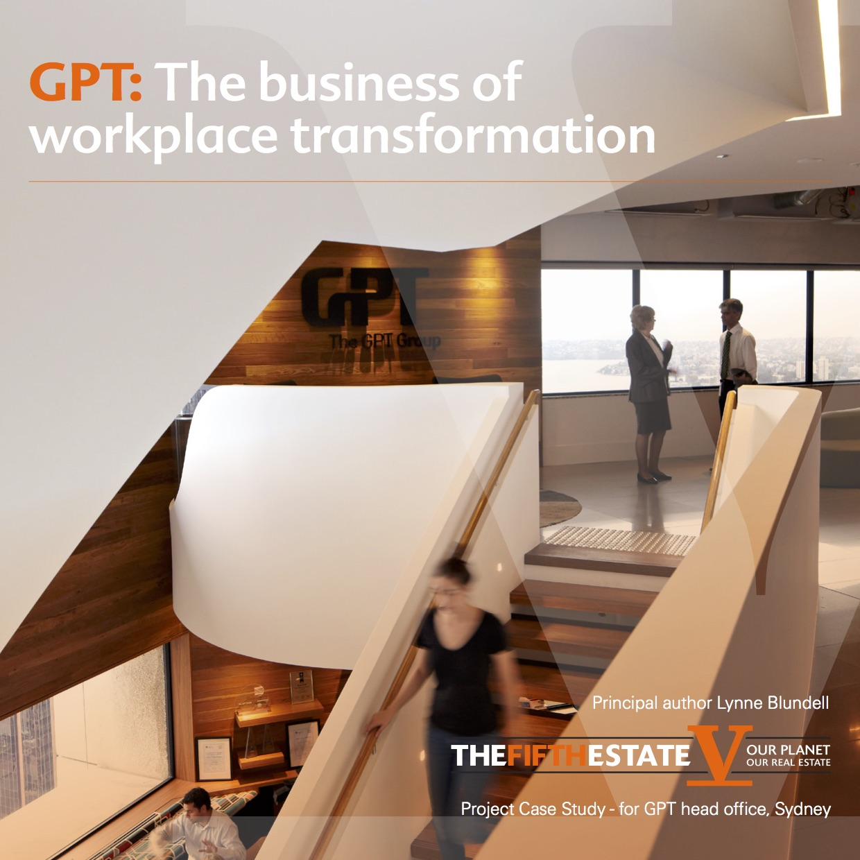 Ebook GPT And The Business Of Workplace Transformation