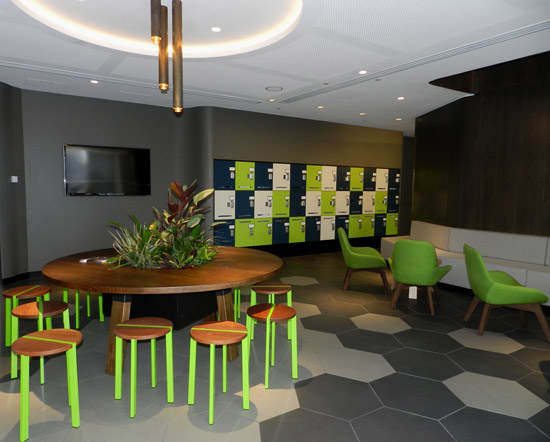 Cbre S Sydney Office Moves To Activity Based Working Model