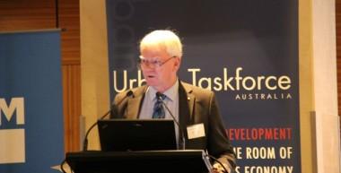 Urban Taskforce chief executive Chris Johnson