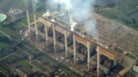 Victoria's Hazelwood Power Station, one of the world's dirtiest.