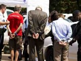 Environmental activists arrested in the US
