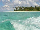 On offer in the Maldives a $14 million island  sinking fund
