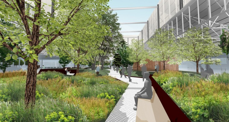 Tonsley park and kingston foreshore show the power of for Landscape architect jobs adelaide
