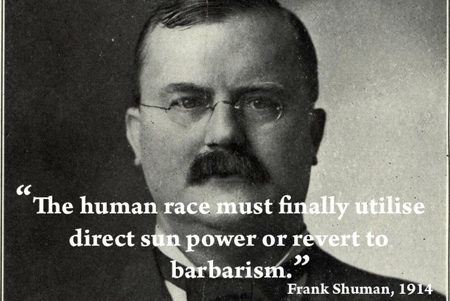 Frank Shuman 1913