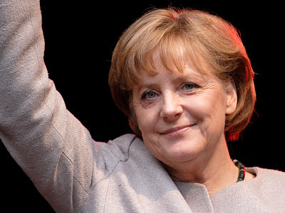 Angela Merkel told the sold out Lowy Institute talk in Sydney recently that climate change would be catastrophic