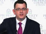 Victorian Labor leader Daniel Andrews