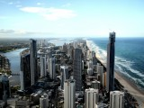 "The Gold Coast is one of Australia's climate ""hot spots"" — vulnerable to rising seas, storms and erosion."
