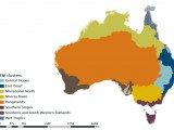 Climate change scenarios have been published for eight clusters