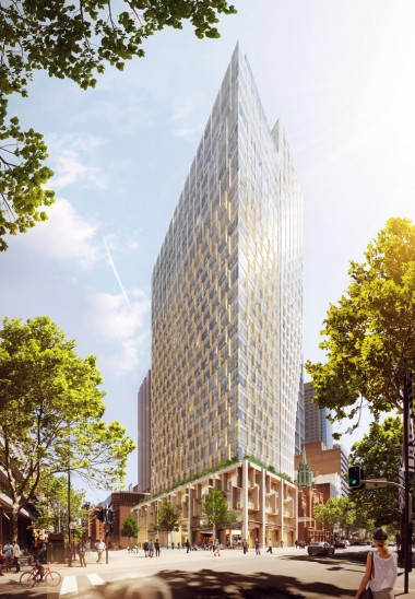 HASSELL wins bid to design 60 Martin Place