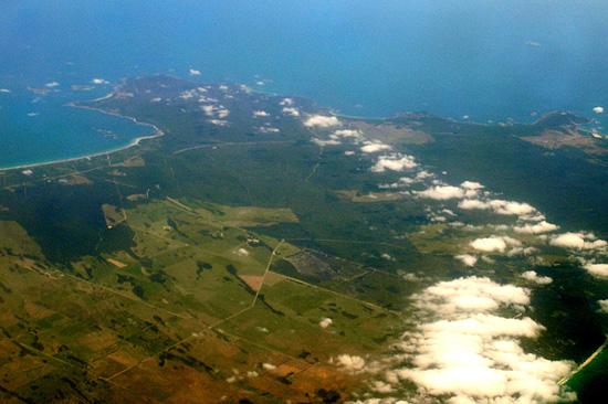 Flinders_Island_aerial