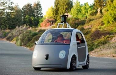 Google's driverless car