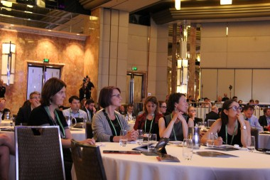 The Green Cities audience