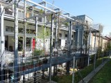 Wohnfabrik Solinsieme in St Gallen, Switzerland, based on a shared equity model where people got together and created their own retirement accommodation.
