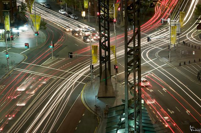 Photo credit: The lights of Broadway in Sydney.  Ivan Vanderbyl/Flickr.