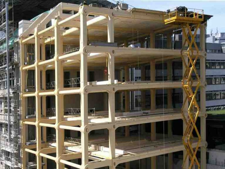 Timber buildings – good looking and now looking cheaper too