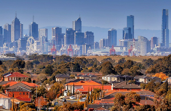 Infrastructure victoria calls for a density shift in melbourne for Outer space design melbourne