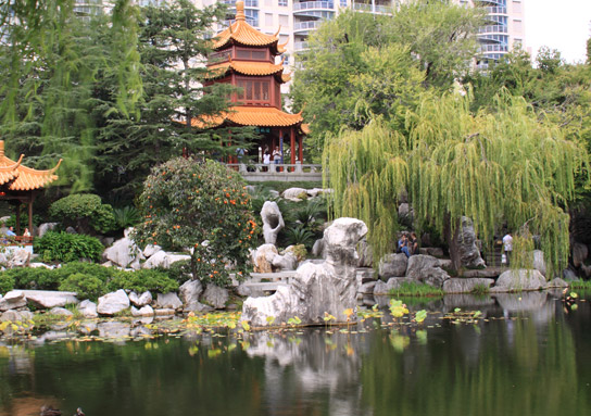Michael paton responds feng shui is more than metaphor for Garden design jobs sydney