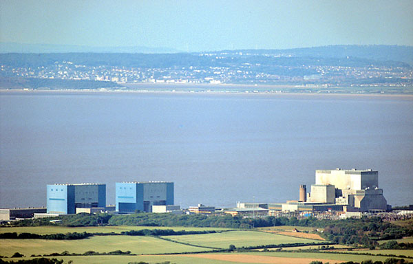 The Hinkley site
