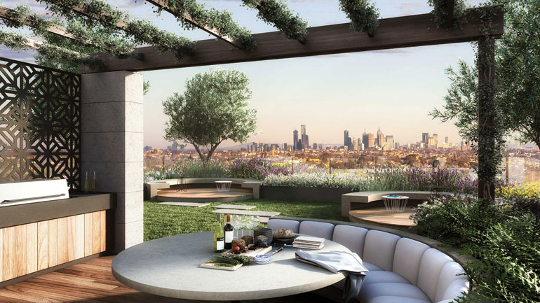 Rooftop-landscaping