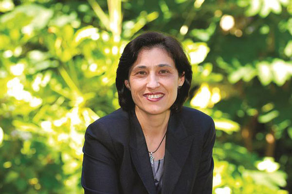 Victorian energy, environment and climate change minister Lily D'Ambrosio