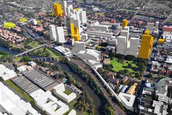 Town Centre Renewal Plan