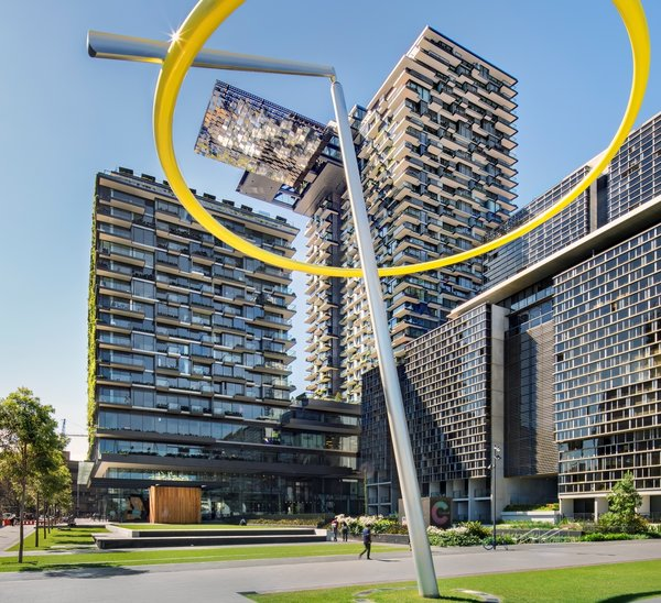 NSW Certifies Most Green Star Projects In 2015