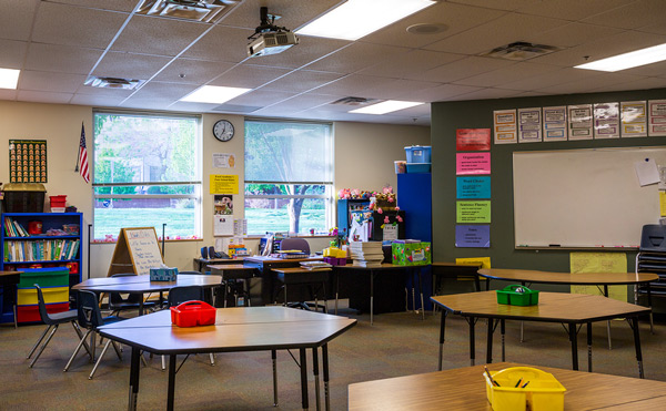 Innovative Classroom Furniture Australia : Green views lead to better test scores for students