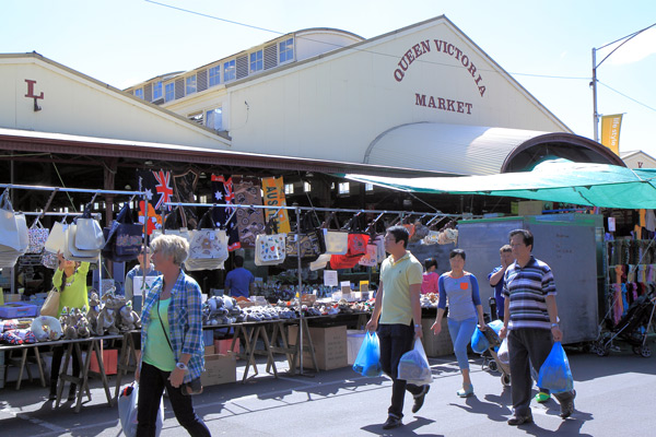 Melbourne Requests Final Bids For Queen Vic Market