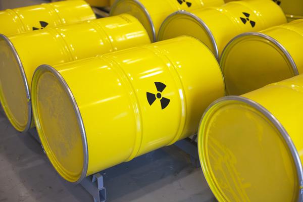 Radioactive-waste