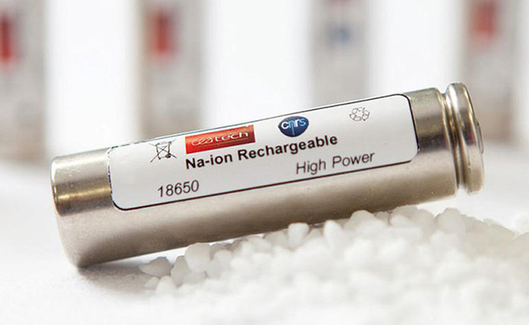 Your devices may soon be running off something like this – a small, rechargeable sodium battery.