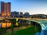 Adelaide-city-at-night