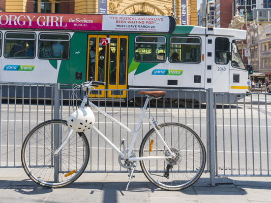 Bike-Flinders-Street-Station