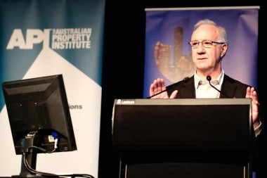 Michael Buxton. Photo: Australian Property Institute
