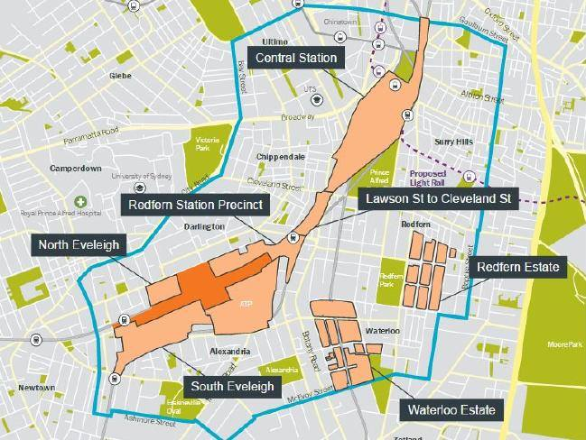 Battle of Waterloo as UrbanGrowth and City of Sydney trade blows on