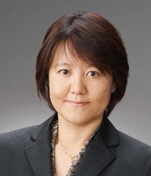 Tokyo Metropolitan Government Bureau of Environment planner Yuko Nishida.