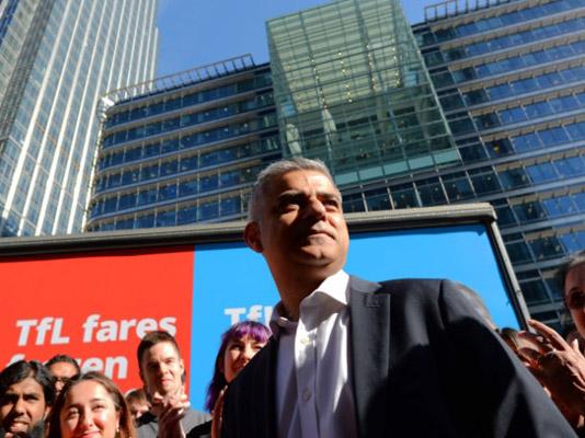 London's new mayor Sadiq Khan is pushing forward with zero-carbon homes.