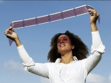 CSIRO's printed solar cells are set to be used in a building-integrated photovoltaic roofing product.