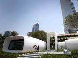 A 3D-printed office in Dubai