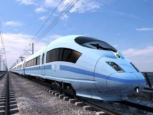 The HS2 high speed rail project could be a Brexit casualty.