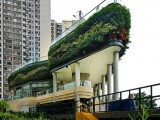 Green Atrium Hong Kong sets a new pace in supermarkets