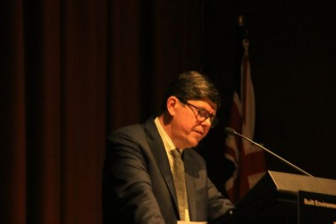 Peter Poulet, NSW Government Architect