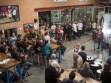 Community cool at Young Henry's Brewery