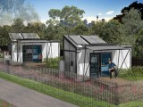 The Tiny Homes concept. Image: NBRS Architecture