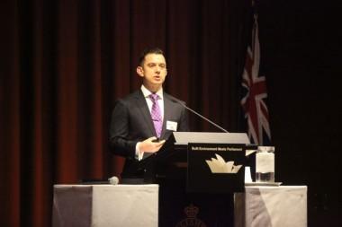 Matthew Trigg. Consult Australia