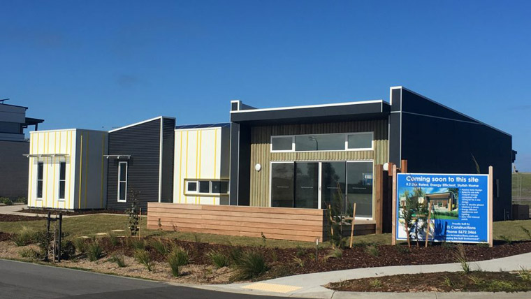 Cutlers Cape Patterson Display Home