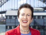 Sydney Lord Mayor Clover Moore