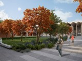 Artist's impression of the Marrickville development