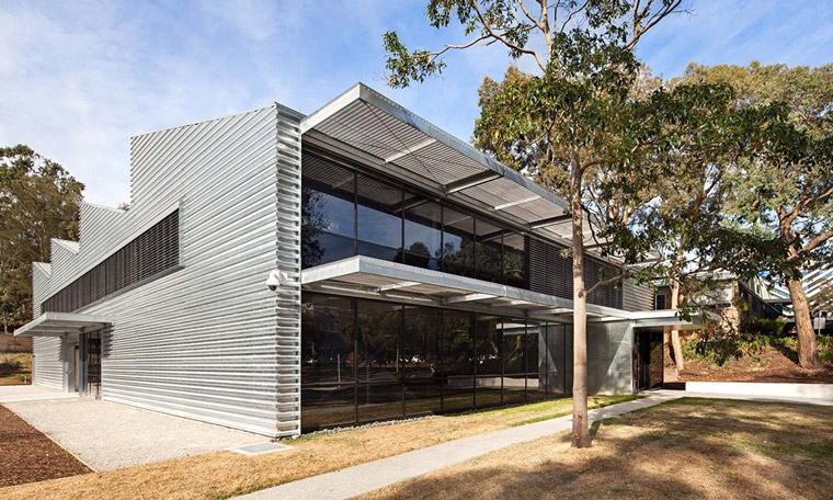 Monash University's Passive House office