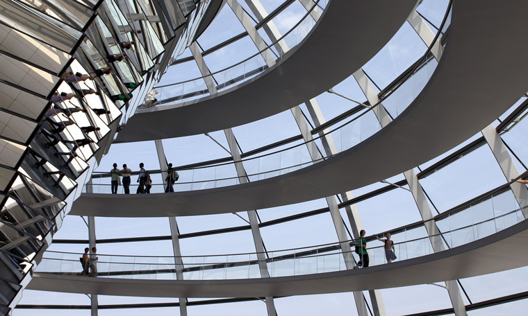 The Reichstag – Berlin, Germany