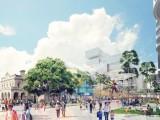 Parramatta City Centre render